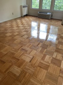 19 5 1 - Blessed To Have Such An Awesome Team - Beautiful New Runner/Parquet Sand-Finish/LVP Installation