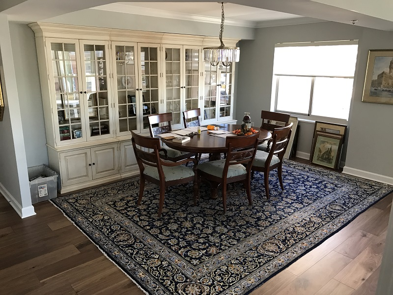 Choosing the Perfect Rug for Your Hardwoods