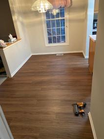 2 27 1 - New flooring: Hardwood and Carpet