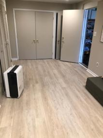 2 27 9 - New flooring: Hardwood and Carpet