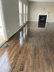 2 36 - New Hardwood and Carpet recently installed in Purcellville, Virginia
