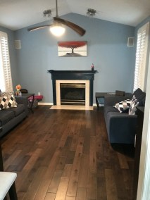 3 9 - New Flooring: Before & After