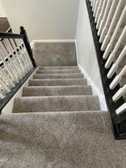 7 40 - New Hardwood and Carpet recently installed in Purcellville, Virginia