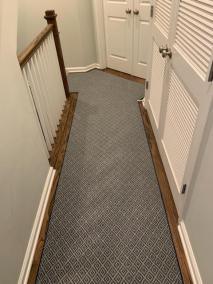 8 13 5 - New Stair Carpeting