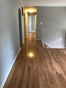 9 14 1 - New Hardwood Flooring and Stairs