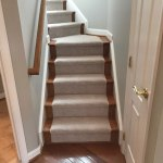 9 24 3 150x150 - New Hardwood and Carpeted Stairs