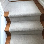 9 24 7 150x150 - New Hardwood and Carpeted Stairs