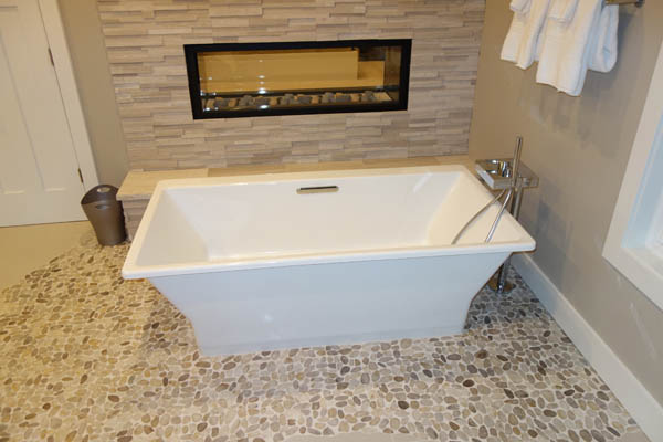 Biggest Trends For Bathroom Flooring