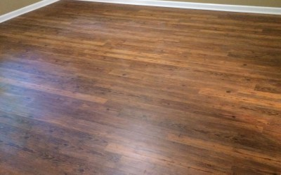 Damaged Floors During a Move