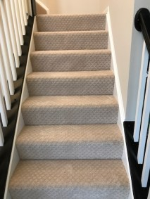 carpet stairs 3 - New Carpeted Stairs