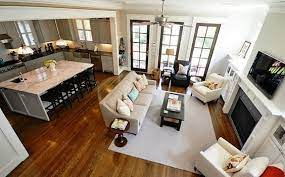 fireplace2 - Creating Division in Open Floor Plans (part 2)