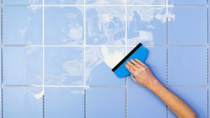 regrout 300x169 - How To Regrout Tiles