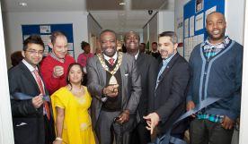 Opening John Billam Centre