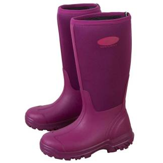 Grubs-Fuchsia-Frostline-Boot