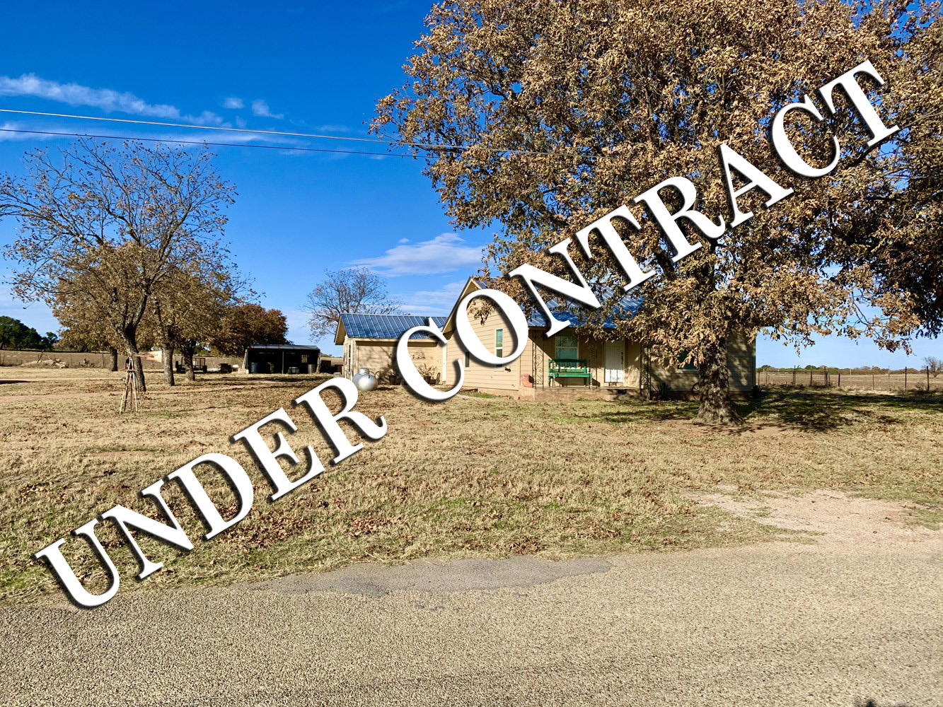 Kruse Ranches Property Under Contract
