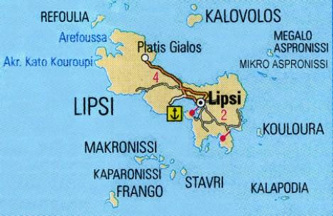 lipsi map