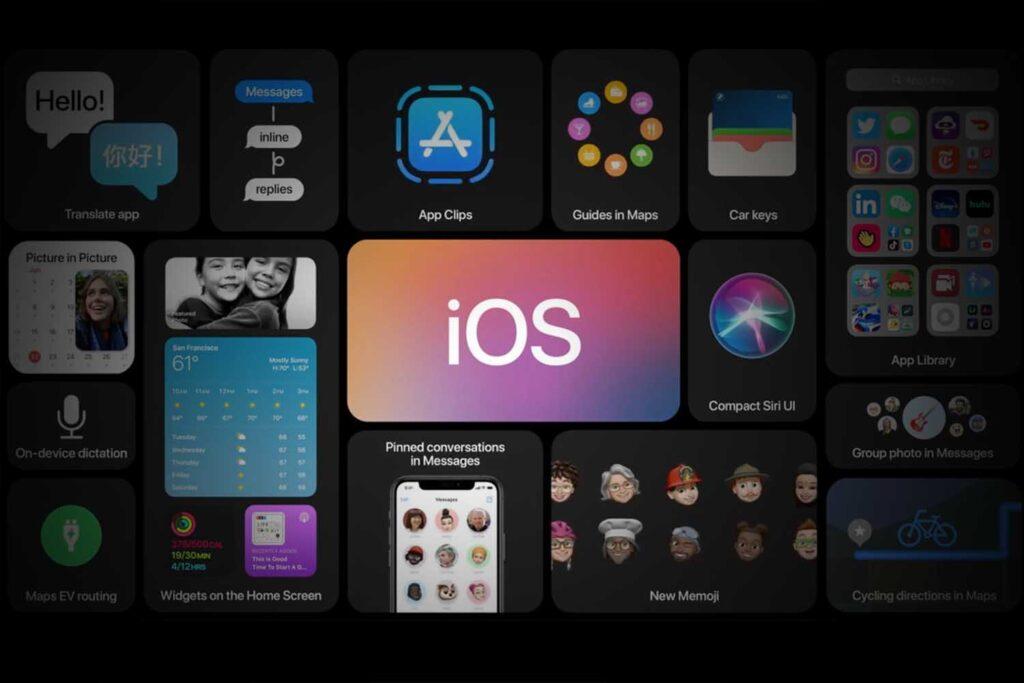 Apple's iOS 14
