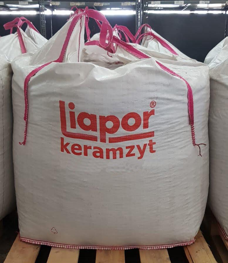 keramzyt big-bag