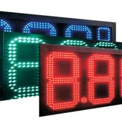 Gas Price Signage
