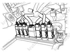 Kia Sorento с 2003 года, ремонт аудиосистемы инструкция онлайн