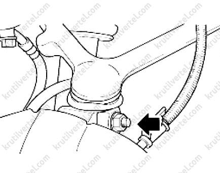 Kia Sorento с 2003 года, снятие приводных валов инструкция