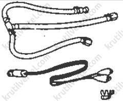 Mitsubishi Colt с 1992, разборка системы питания