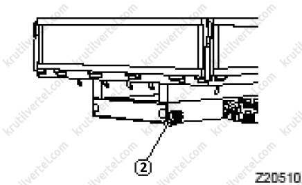 Mitsubishi Fuso Canter с 2010, буксировка инструкция онлайн