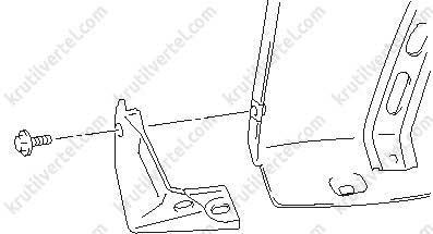 Subaru Forester с 2008 года, бамперы инструкция онлайн