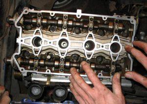 Disadvantages 16 valve motor