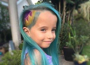 Можно ли ходить в школу с цветными волосами