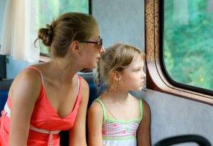 Детский тариф РЖД - стоимость жд билетов для ребёнка
