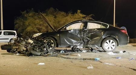 הסטטיסטיקה היא הזונה של המקצועות המדוייקים הנהגים במכוניות אופנוענים הרוגים
