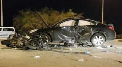משטרה, תאונות, תאונה, בטיחות, דרכים, ביטוח, חובה, מכוניות, מכונית, החלקה, נזק
