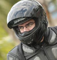 קסדת האופנוע