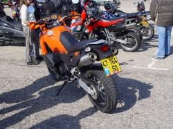 KTM Adventure 990 במפגש אתמול