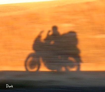 אל תגעו לי באופנוע