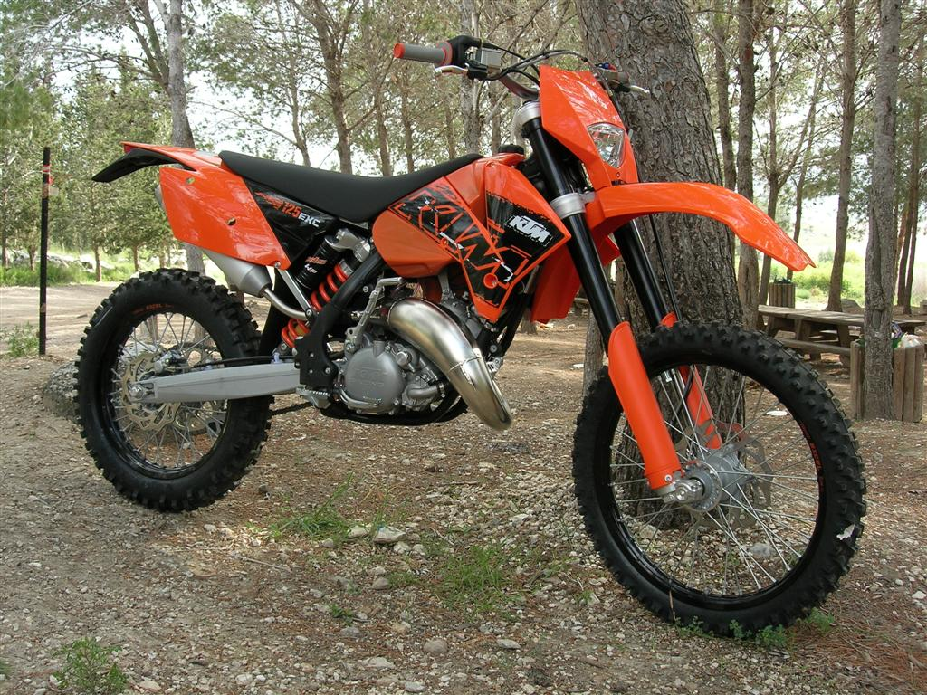אופנוע 125