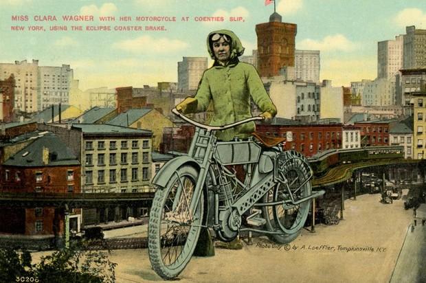 אופנועים היסטוריים