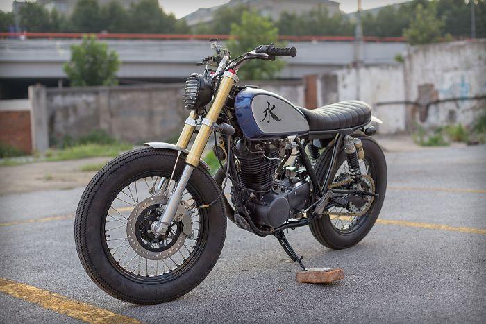 אופנוע סדנה