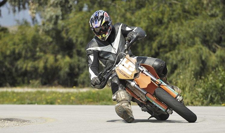 אופנוע בלי אדרנלין