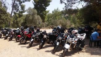טיול, מועדון, אופנועים