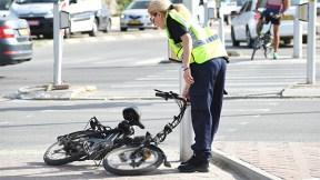 משטרה, חובה, ביטוח, נזק, החלקה, פקידים, תאונות, פקיד, תאונה, אופניים, חשמלי, חשמליים, שוטר, שוטרת