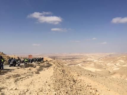 בכביש 10 יפתח לרכיבה מקיף ישראל