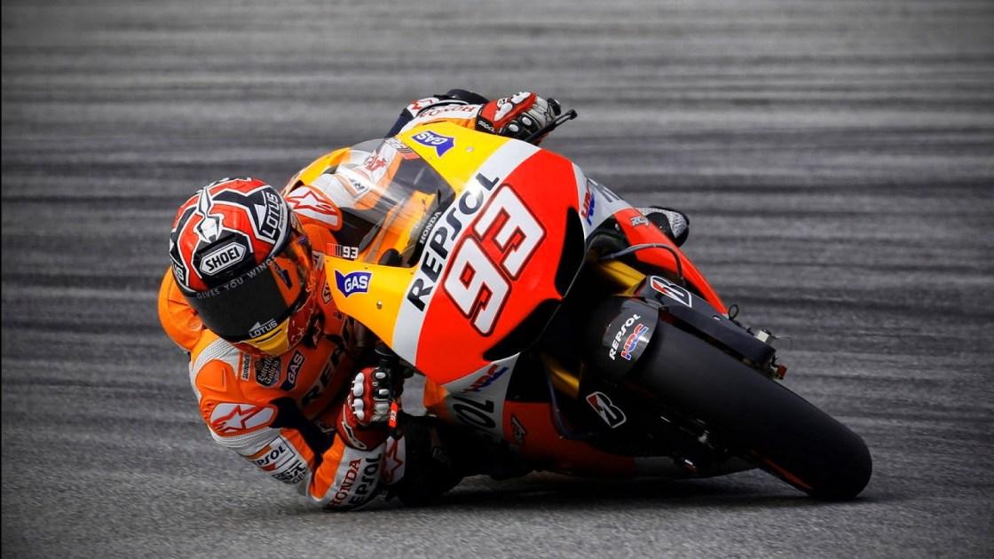 עונת מרוצי ה-MotoGP רכיבת מירוצים
