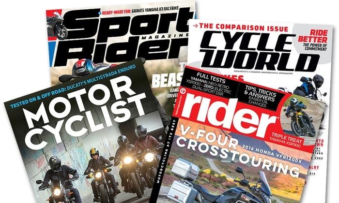 רוכב אופנוע יבין מוטור סייקליסט