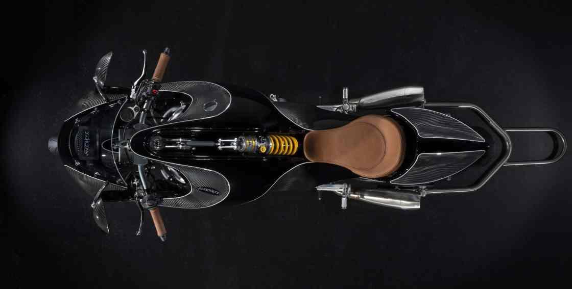 אופנוע פרויקט