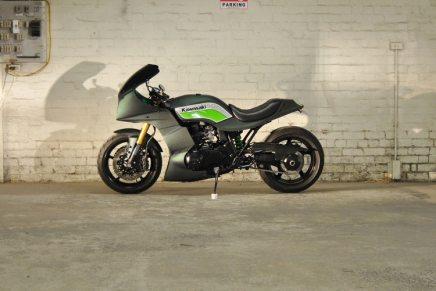 חניית אופנוע