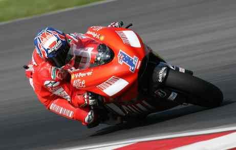 2008 MotoGP, Test, Sepang, Malaysia