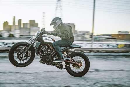 אופנועי אינדיאן פלאט טראק