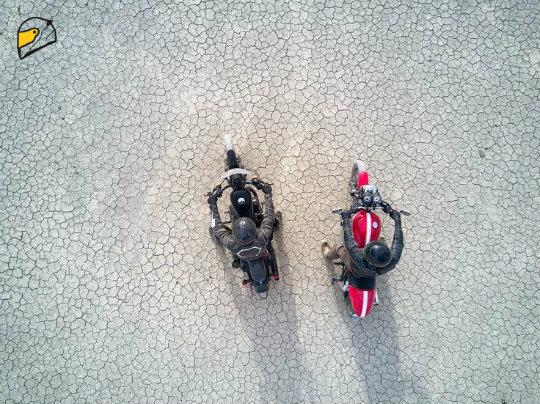 רכיבת אופנועים